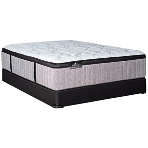 Queen Firm Deluxe Mattress Set