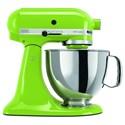 KitchenAid Artisan® Series Stand Mixers Artisan® Series 5 Qt Tilt-Head Stand Mixer - Item Number: KSM150PSGA