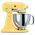 KitchenAid Artisan® Series Stand Mixers Artisan® Series 5 Qt Tilt-Head Stand Mixer - Item Number: KSM150PSMY