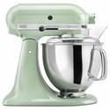 KitchenAid Artisan® Series Stand Mixers Artisan® Series 5 Qt Tilt-Head Stand Mixer - Item Number: KSM150PSPT