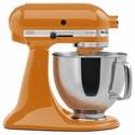 KitchenAid Artisan® Series Stand Mixers Artisan® Series 5 Qt Tilt-Head Stand Mixer - Item Number: KSM150PSTG