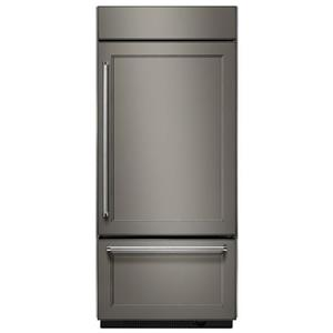 "KitchenAid Bottom Mount Refrigerators 20.9 Cu. Ft. 36"" Bottom Mount Refrigerator"