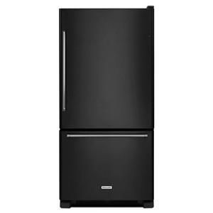 KitchenAid Bottom Mount Refrigerators 19 cu. ft. 30-Inch Bottom Mount Refrigerator
