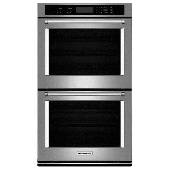 """10 cu. ft. 30"""" Double Wall Oven"""
