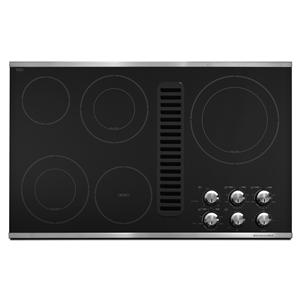 "KitchenAid Electric Cooktops - Kitchenaid 36"" Built-In Electric Cooktop"