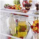 KitchenAid French Door Refrigerators ENERGY STAR® 20.0 Cu. Ft. French-Door Refrigerator -  Slide-Away Shelves