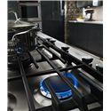 KitchenAid Gas Cooktops - 2014 36'' 5-Burner Gas Cooktop with 20000 BTU Professional Dual Burner
