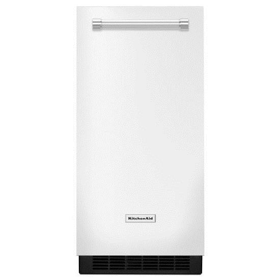 KitchenAid Ice Makers 15'' Automatic Ice Maker - Item Number: KUIX305EWH