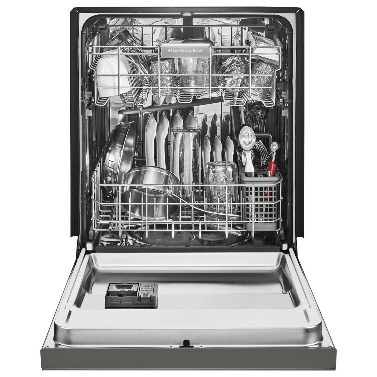 kitchenaid 46 dba dishwasher with prowash™ cycle and