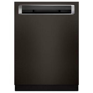 KitchenAid KitchenAid Dishwashers 44 DBA Dishwashers