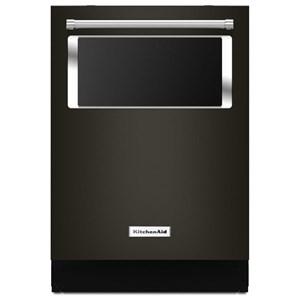 KitchenAid KitchenAid Dishwashers 44 dBA Windwo Dishwasher
