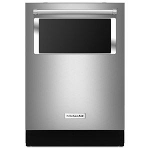 KitchenAid KitchenAid Dishwashers 44 dBA Windwo Dishwasher