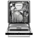 KitchenAid KitchenAid Dishwashers 44 dBA Dishwasher with Window and Lighted Interior
