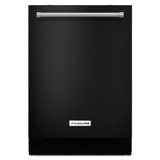 "KitchenAid KitchenAid Dishwashers Energy Star® 44 dBA 24"" Dishwasher - Item Number: KDTM404EBL"