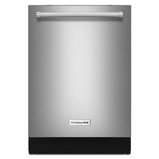 "KitchenAid KitchenAid Dishwashers Energy Star® 44 dBA 24"" Dishwasher - Item Number: KDTM704ESS"