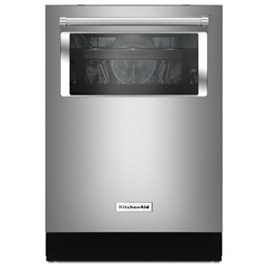 KitchenAid KitchenAid Dishwashers 44 dBA Window Dishwasher