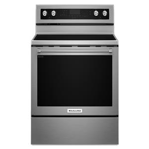KitchenAid KitchenAid Electric Ranges 30-Inch 5-Element Electric Convection Range