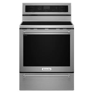 KitchenAid KitchenAid Electric Ranges 30-Inch 5 Element Electric Convection Range