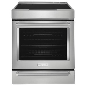 30-Inch 4-Element Induction Convection Range
