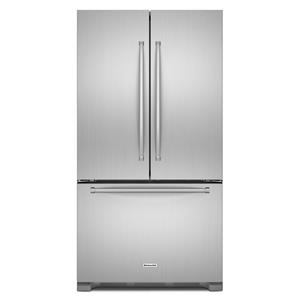 KitchenAid KitchenAid French Door Refrigerators 22 Cu. Ft. Counter Depth French Door Fridge