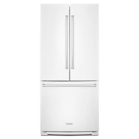 20 cu. Ft. 30-Inch French Door Refrigerator