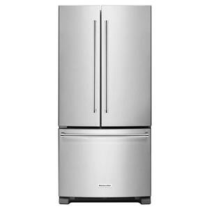 KitchenAid KitchenAid French Door Refrigerators 22 Cu. Ft. 33-Inch French Door Refrigerator