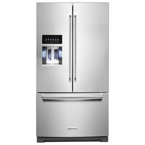 """26.8 cu. ft. 36"""" French Door Refrigerato"""