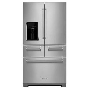 "KitchenAid KitchenAid French Door Refrigerators 25.8 Cu. Ft. 36"" Multi-Door Refrigerator"