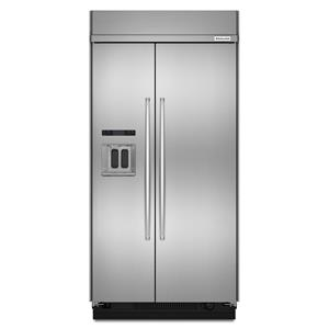 "KitchenAid KitchenAid Side-by-Side Refrigerator 48"" Side-by-Side Refrigerator"