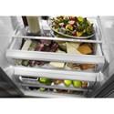 KitchenAid KitchenAid Side-by-Side Refrigerator 25.0 cu. ft 42-Inch Width Built-In Side by Side Refrigerator