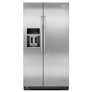 KitchenAid KitchenAid Side-by-Side Refrigerator 20 Cu. Ft. Side-by-Side Refrigerator
