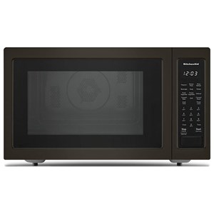 "KitchenAid Microwaves - Kitchenaid 21 3/4"" Countertop Convection Microwave Oven"