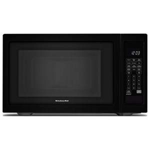 "KitchenAid Microwaves - Kitchenaid 21 3/4"" Countertop Microwave Oven - 1200W"