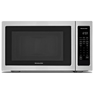 """21 3/4"""" Countertop Microwave Oven - 1200W"""