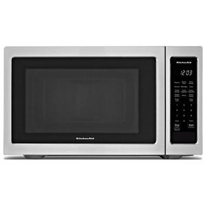 "KitchenAid Microwaves - Kitchenaid 21 3/4"" Countertop Microwave Oven - 1200W"