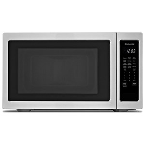 "KitchenAid Microwaves - Kitchenaid 24"" Countertop Microwave Oven"