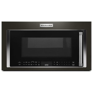 KitchenAid Microwaves - Kitchenaid 1.9 cu. ft. 1000-Watt Convection Microwave