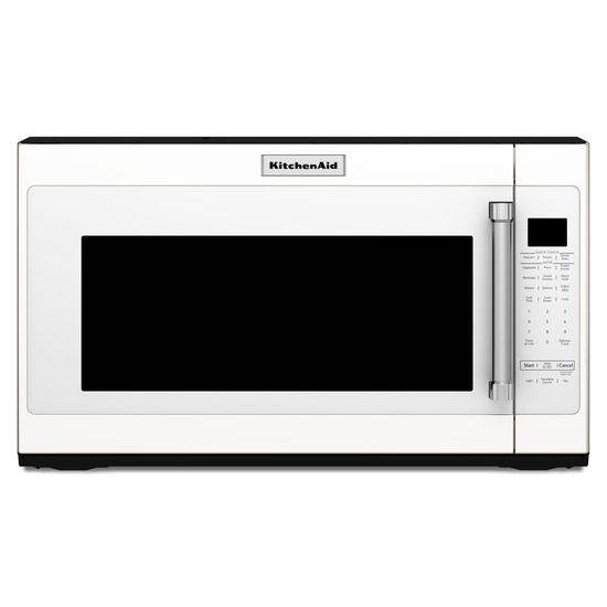 KitchenAid Microwaves 2.0 cu. ft. 1000-Watt Microwave - Item Number: KMHS120EWH