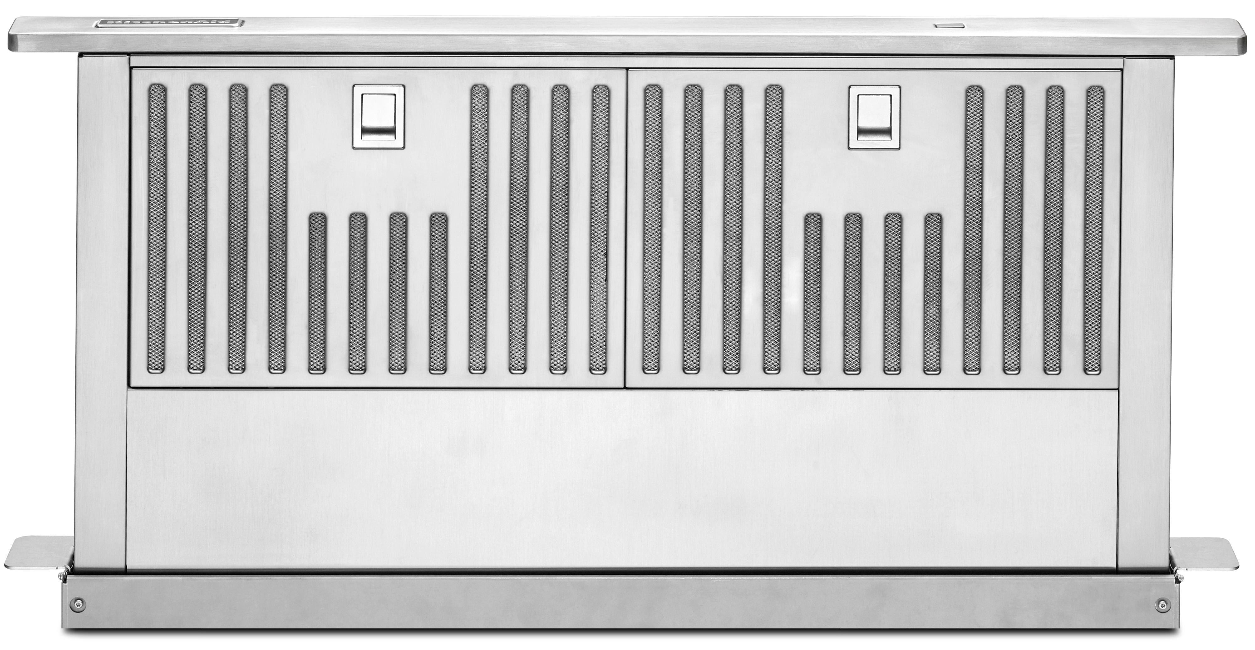 "KitchenAid Range Hoods 30"" Downdraft System - Item Number: KXD4630YSS"