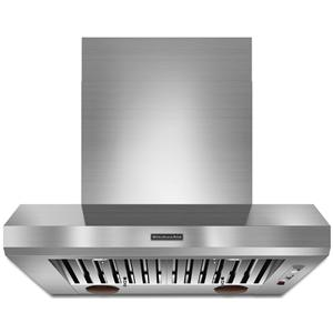"KitchenAid Range Hoods 36"" Wall-Mount Canopy Hood"