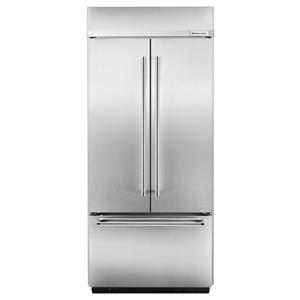 "KitchenAid Refrigerators - French Door 20.8 Cu. Ft. 36"" French Door Refrigerator"