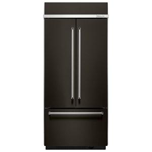 """20.8 Cu. Ft. 36"""" French Door Refrigerator"""