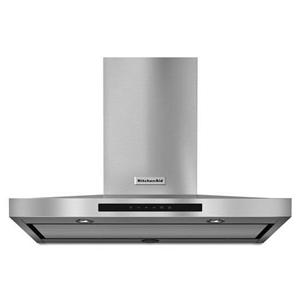 KitchenAid Vents and Hoods - 2014 36'' Wall-Mount, 3-Speed Canopy Vent Hood