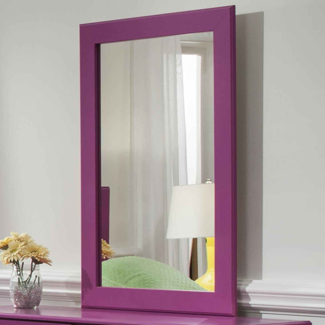 Kith Furniture 171 Raspberry Mirror - Item Number: 171-01
