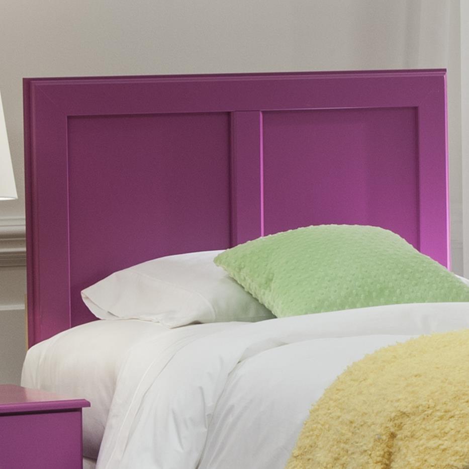 Kith Furniture 171 Raspberry Twin Panel Headboard - Item Number: 171-33