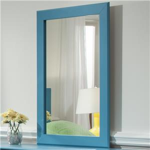Kith Furniture 173 Turquoise Mirror