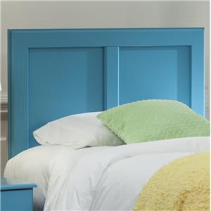 Kith Furniture 173 Turquoise Full/Queen Panel Headboard