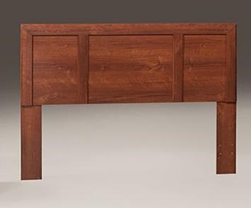 Kith Furniture Cherry Full/Queen Panel Headboard - Item Number: KITH-191-53