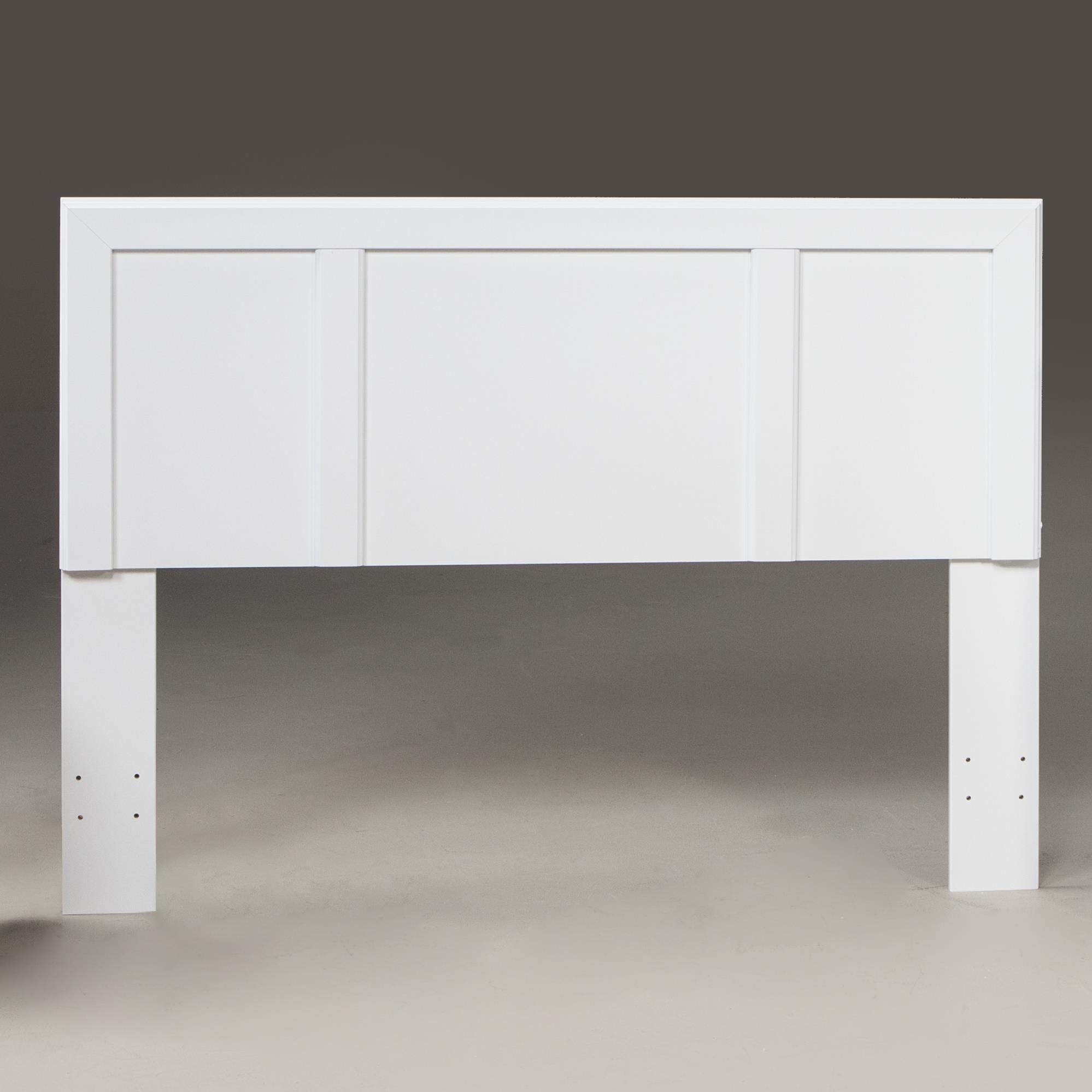 Kith Furniture 193 White F/Q Headboard - Item Number: 193-53
