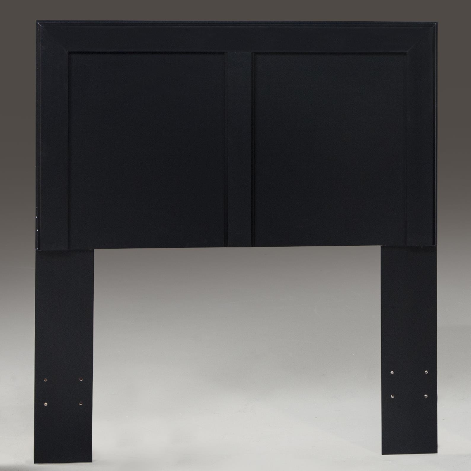 Kith Furniture 195 Black Twin Headboard - Item Number: 195-33